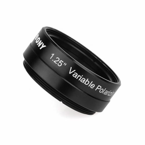 "1.25""/2''  Variable Polarizing Filters for eyepieces"